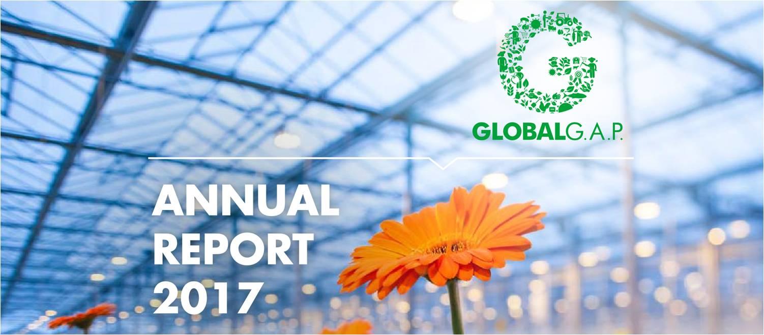 GLOBALG.A.P.年次報告2017年版